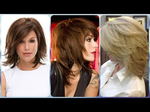 20 Fresh Ideas 🌟 about hairstyles for medium layered hair