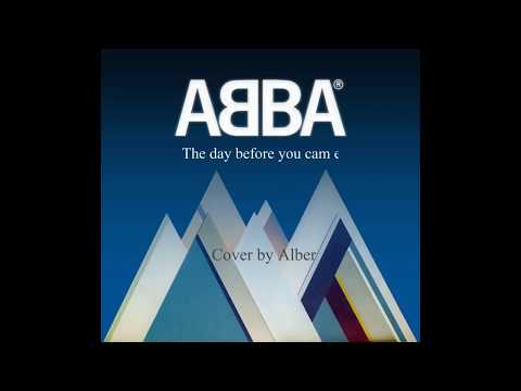 Abba The day before you came COVER by...