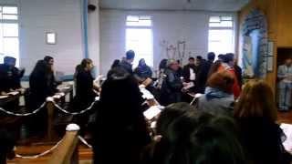 Misa de Aniversario  de nuestro Liceo Rodulfo Amando Philippi