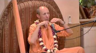 Бхагавад Гита 2.60 - Бхакти Ананта Кришна Госвами