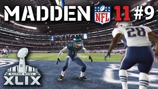 Last Minute Super Bowl Comeback! -- Madden NFL #09