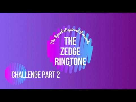 The Zedge Ringtone Challenge Part 2 feat/ Assassinmint