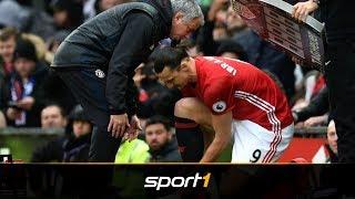 Ibrahimovic gesteht intime Absprache mit Mourinho | SPORT1 - DER TAG