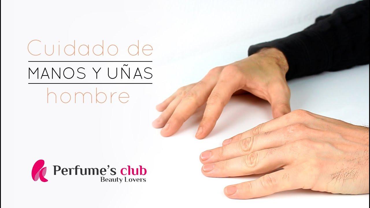 Cuidado de manos y uñas hombre | Perfumes Club - YouTube