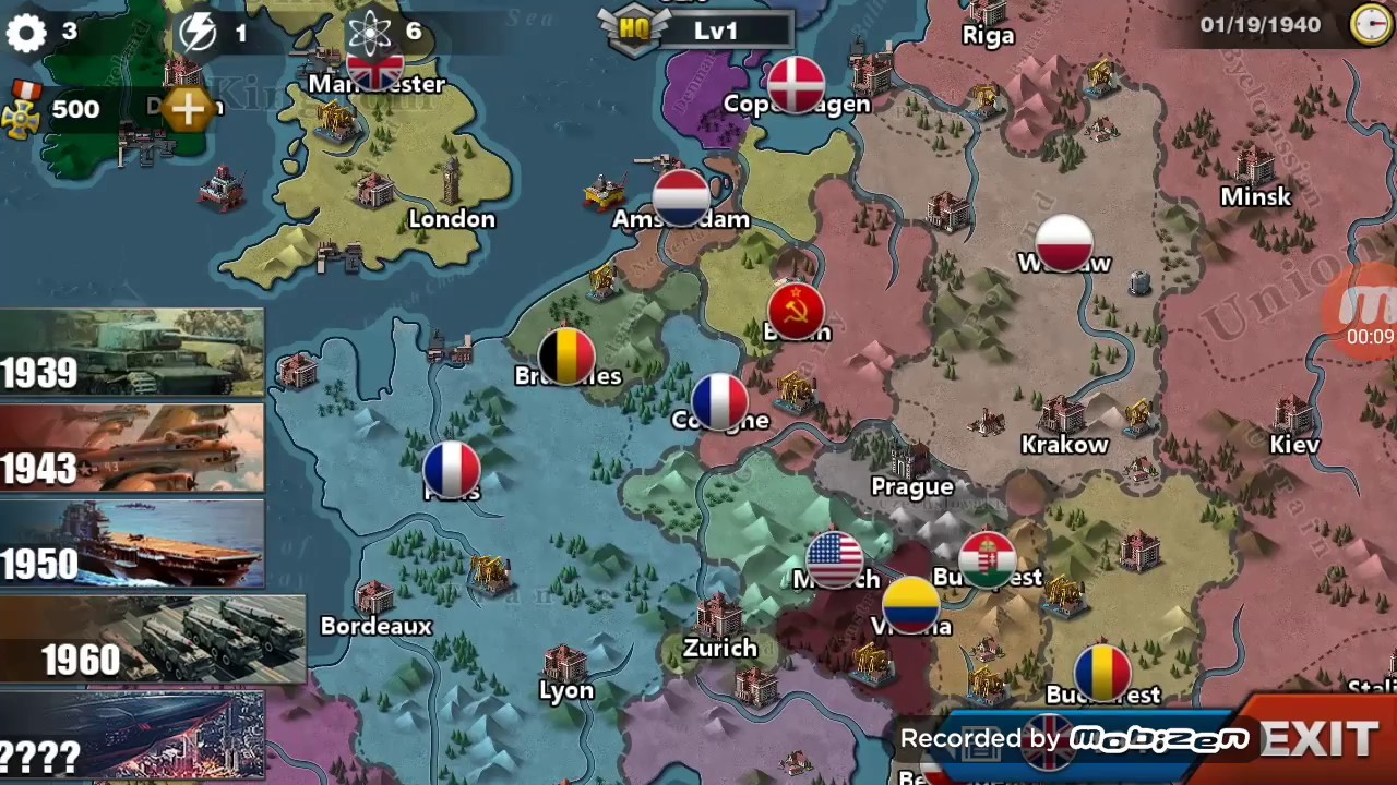 World Conqueror The More Countries Mod Conquest READ - Countries of the world game