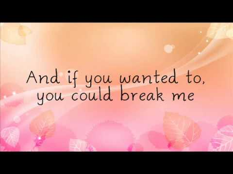 Allison Gray-Break Me [Lyrics]