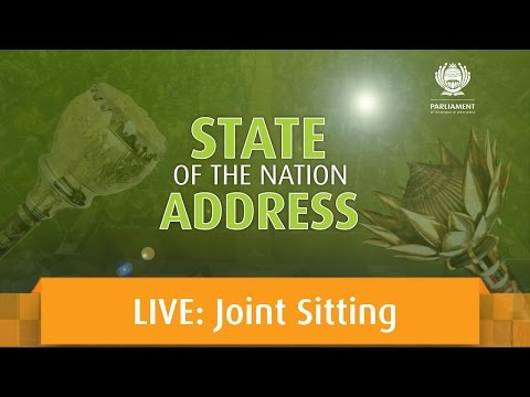 State of the Nation Address: Joint Sitting, 11 February 2016, 7pm
