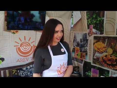 Фестиваль Чая и Кофе в Ереване Армения 2019