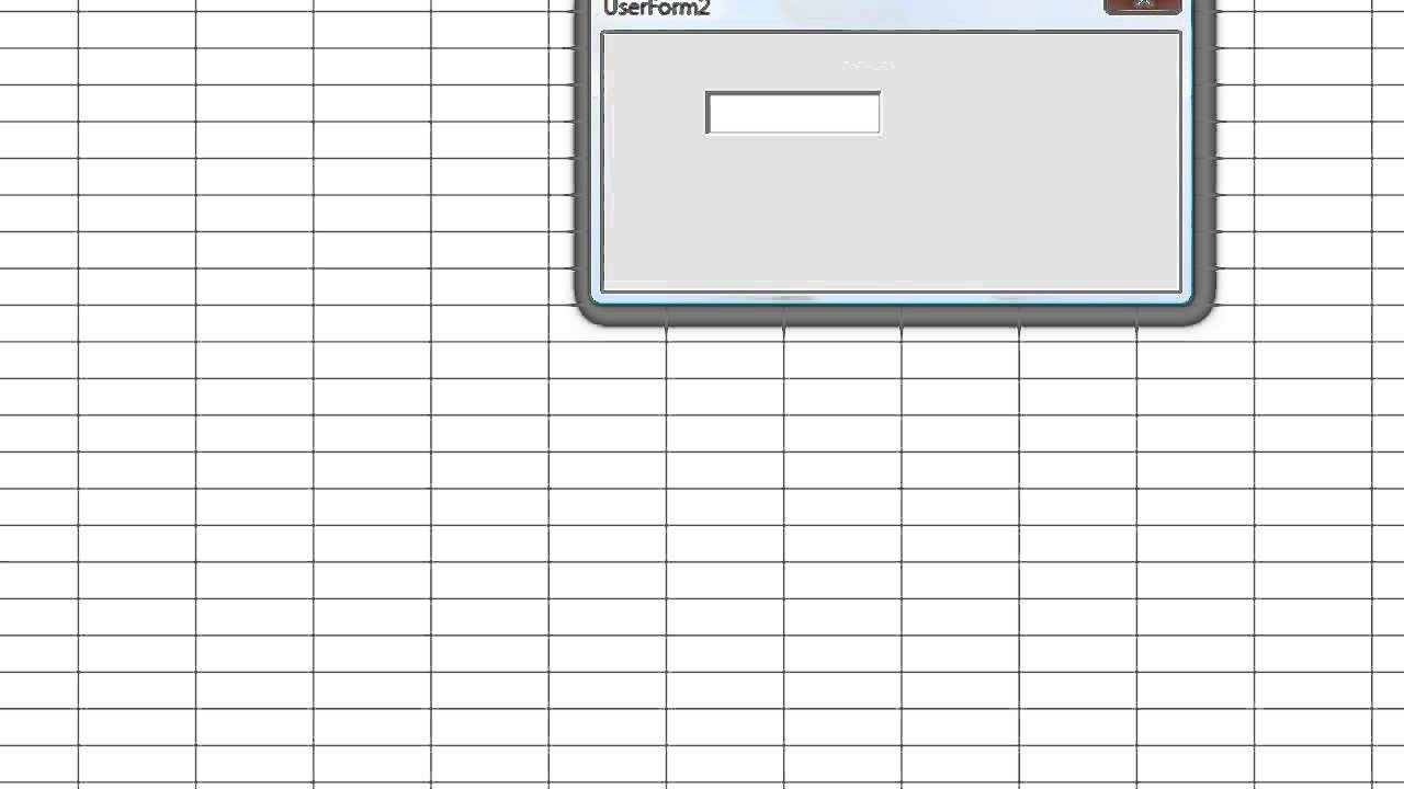vba userform