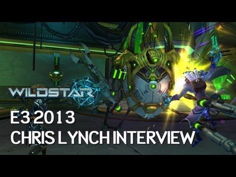 E3 2013 - WildStar Online Interview with Lead Combat Designer Chris Lynch