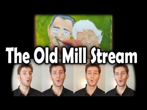Down By The Old Mill Stream (1908) - Barbershop Quartet - Julien Neel