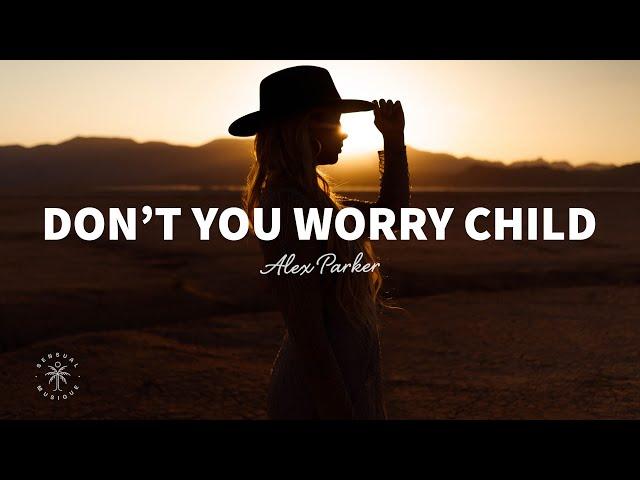 Alex Parker - Don't You Worry Child (Lyrics)
