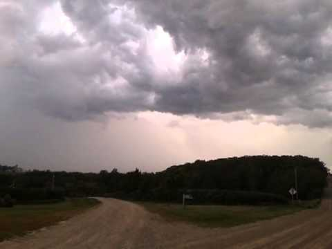 Tornado warnings south of Drayton Ontario