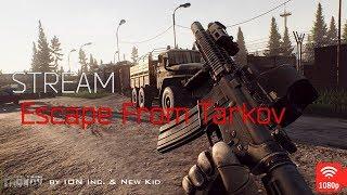 🎮 [ЗАПИСЬ СТРИМА] Escape From Tarkov! Вбегаю с 2 ног! [НОЧНОЙ]
