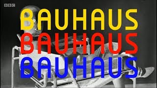 BBC Documentary  -  Bauhaus 100 - 100 Years of Bauhaus \ Walter Gropius