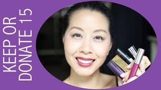 Video Keep or Donate #15 - 12 Purple/Plum Lipsticks | Decluttering 101 download MP3, 3GP, MP4, WEBM, AVI, FLV Juni 2018