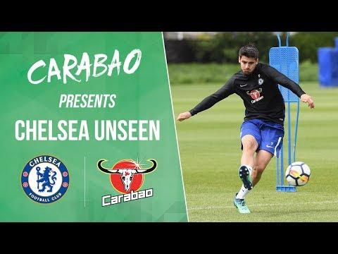 FA Cup Final prep, Morata's Epic Skill! | Chelsea Unseen