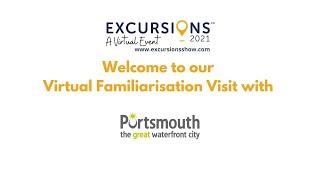 Visit Portsmouth - Virtual Familiarisation Session