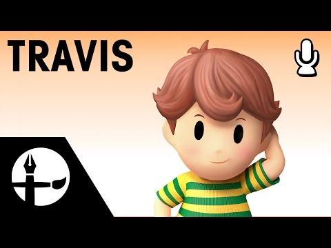 Travis (Mother 4) Smashified - Time Lapse (Commentary feat. Andrew Coleman & Mykal Williams)