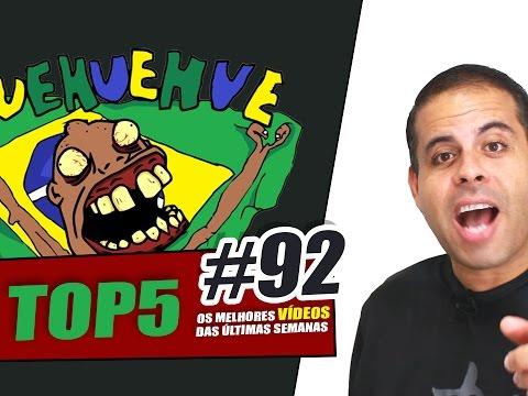 Top 5 - Melhores da Semana #92