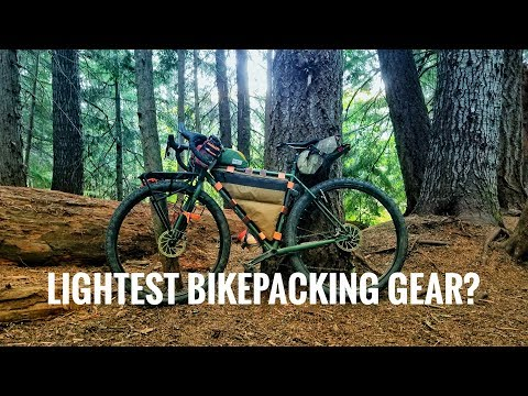 Bikepacking Gear And Setup. Including A Prosthetic Leg?