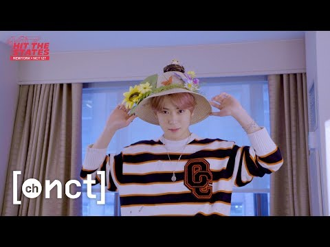 NCT 127 X NY : Happy Easter! (Bonnet Parade) NCT 127 HIT THE STATES