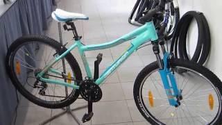 Велосипед Centurion EVE 4 женский(Осмотр Велосипед Centurion EVE 4 2016 года. Купить можно на нашем сайте http://katay.com.ua/product/centurion-2016-eve-4/, 2016-06-25T10:41:41.000Z)