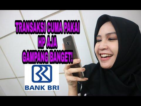 CARA DAFTAR SMS BANKING BRI MOBILE