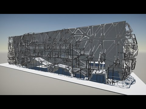 Tekla BIM Awards France 2020 : SEEI - CINEUM Cannes