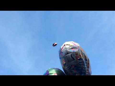Flying Balloons Away