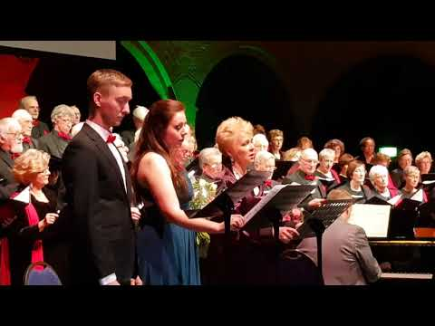 Amsterdams Opera Koor, Beurs van Berlage Amsterdam