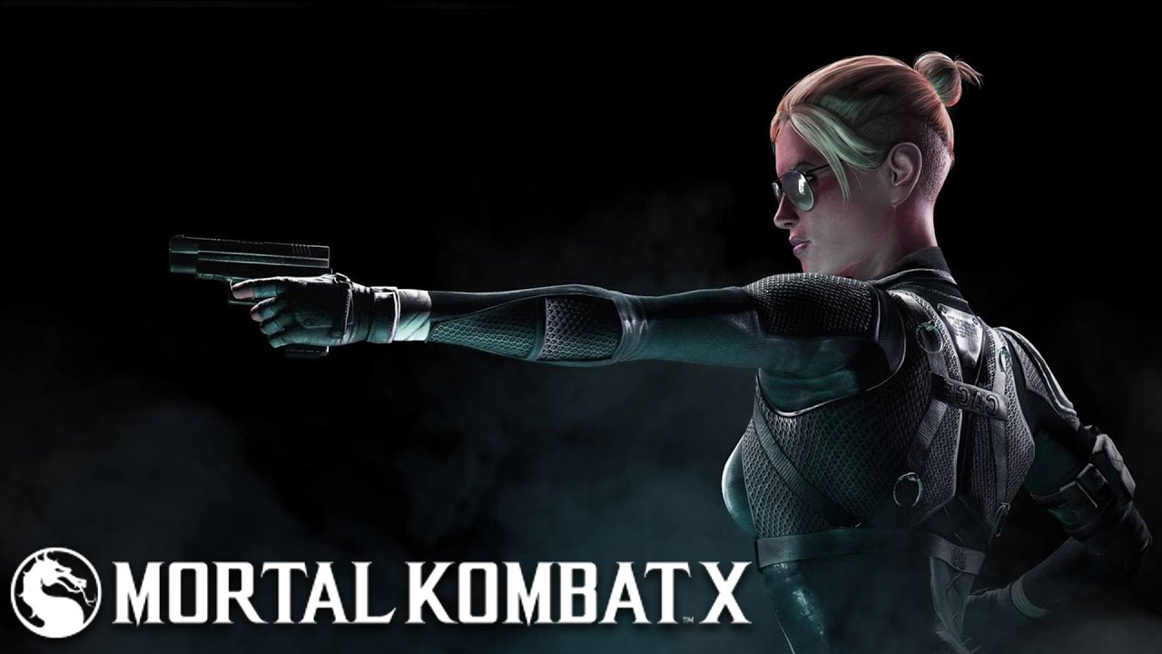 Mk Name Wallpaper Hd Mortal Kombat X Ranked Matches With Cassie Cage 1