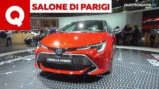 Toyota Corolla: addio Auris, adesso ci sono io