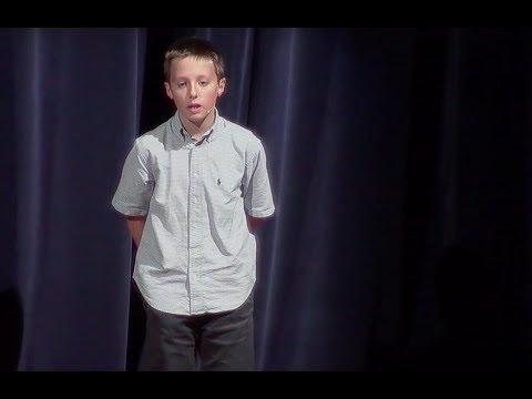 In the Illumination, not Shadow, of My Famous Father | Sebastian Hell | TEDxTheBenjaminSchool