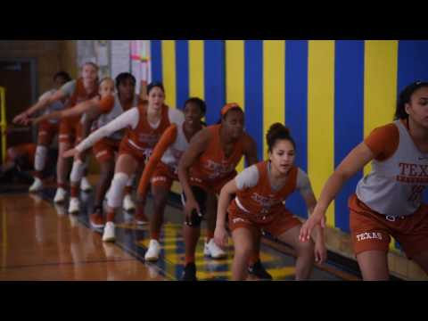 Texas Women's Basketball- BIG 12 Tourney Day One [March, 03, 2017]