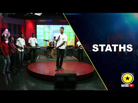Jamaica's Best School Band 2015 ST.A.T.H.S Live