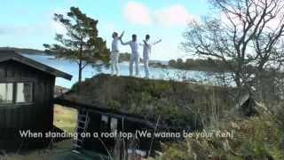 The Boy band wedding speech