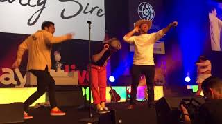 sad song / scott's plan - scotty sire - playlist live orlando 2018 Video