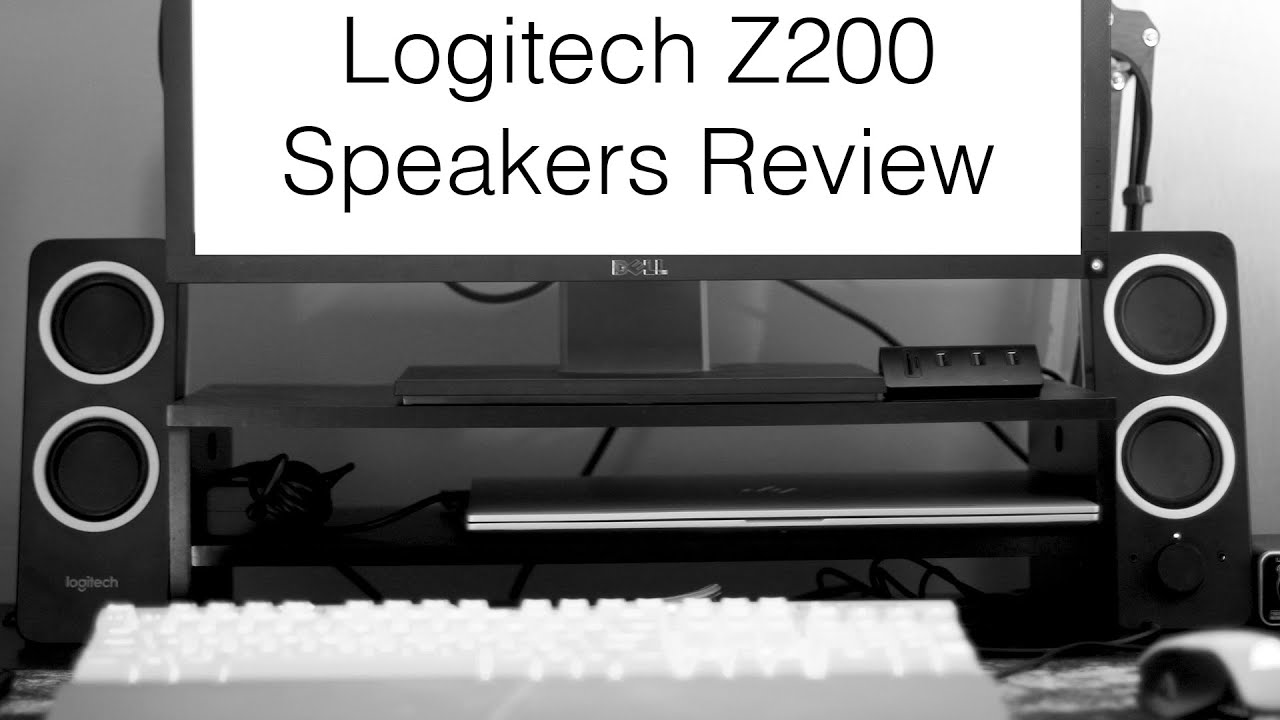 speakers under 20. logitech z200 speakers review under 20