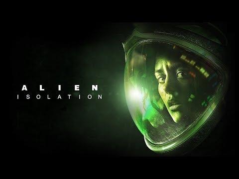 Ужасы. Alien Isolation. Разговорчивый киборг