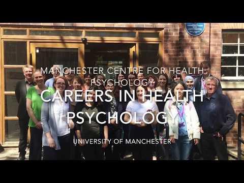 Careers in health psychology