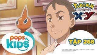 Pokémon Tập 268 -  Vượt Qua Thời Gian Satoshi! - Hoạt Hình Pokémon Tiếng Việt S18 XY