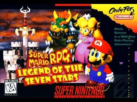 Super Mario RPG: Legend Of The Seven Stars Video Walkthrough 1/2