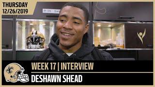 Gambar cover DeShawn Shead 1st Interview as a Saint | New Orleans Saints Football