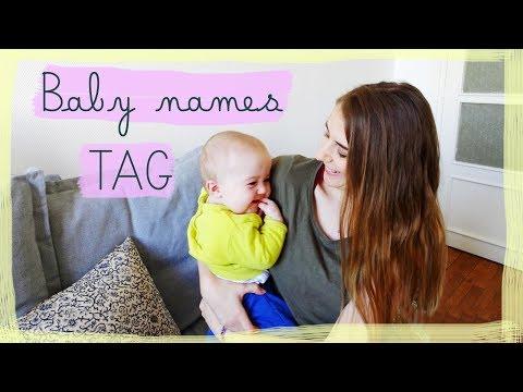 Le Baby names TAG ! 🌷