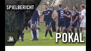 SV Altengamme - TuS Dassendorf (Viertelfinale, Pokal der 1. Herren)