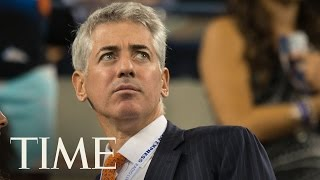 Investors Yank Roughly $600M From Bill Ackman's Funds | TIME