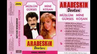 Mix - Müslüm Gürses & Mine Koşan Sevdim (Remastered)