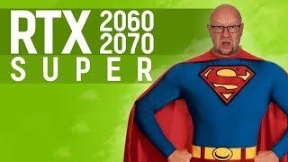 Nvidia RTX 2060 SUPER / RTX 2070 SUPER / TEGO SIĘ NIE SPODZIEWAŁEM!