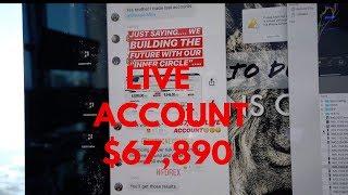 📈LOF STUDENT makes $67,890+ TRADING FX (LIVE)📉